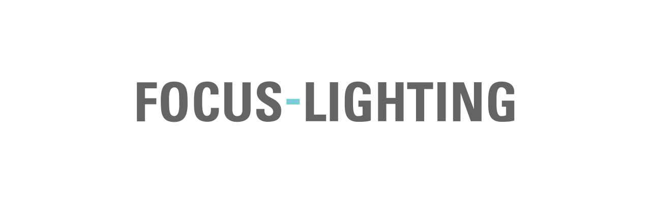 Focus Lighting Logo banner 2