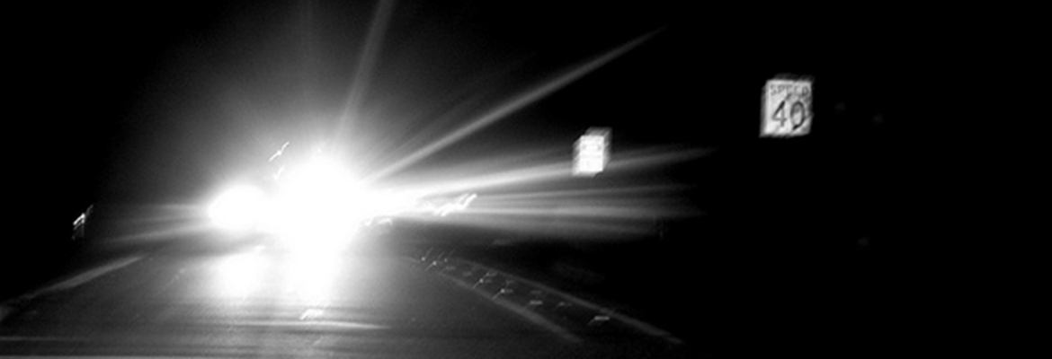 Car glare Content banner image 2340x800px