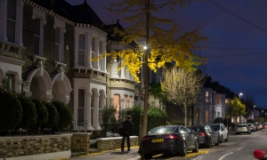Wandsworth Highway and Residential Road Lighting Hero banner 4000x2400px