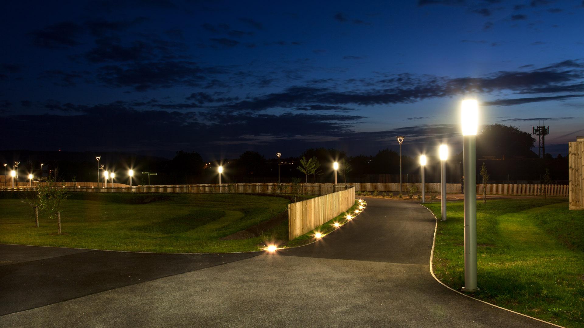 Как правильно выбрать уличное освещение