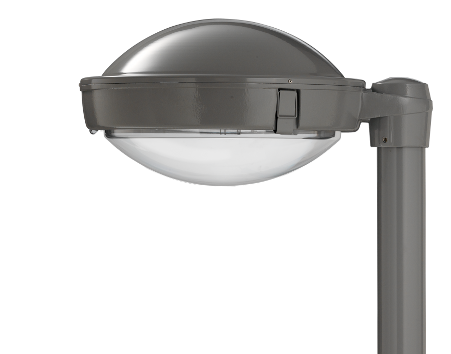DW400 Grey Bowl Street Lighting Product image 2000x1572px