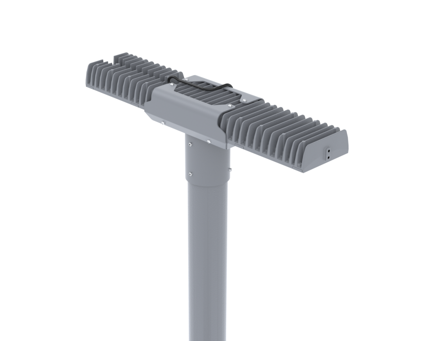 Katana Industrial Post Top 1 Floodlight Product image 2000x1572px Alt2