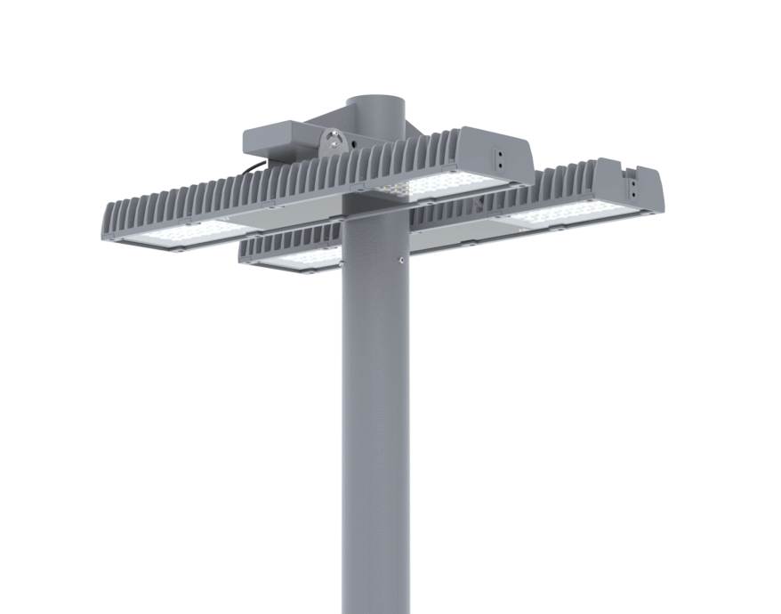 Katana Industrial Post Top 2 Floodlight Product image 2000x1572px
