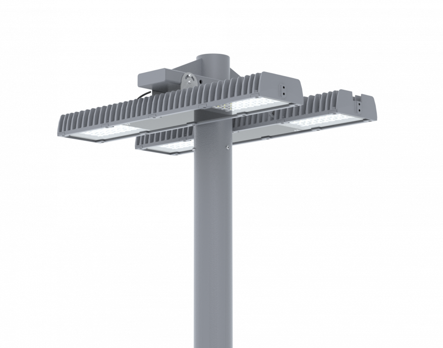 Katana Industrial Post Top 2 Floodlight Product image 2000x1572px2