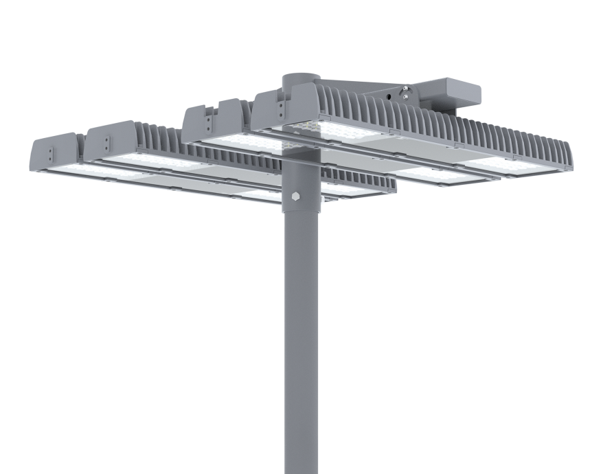 Katana Industrial Post Top 4 Floodlight Product image 2000x1572px Alt1