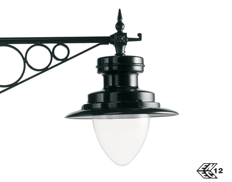 Strand B Heritage Street Lighting ENEC Product image 2000x1572px