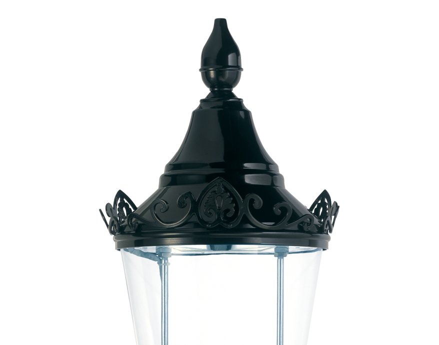 Warwick detail Heritage Street Lighting Product image 2000x1572px Alt2