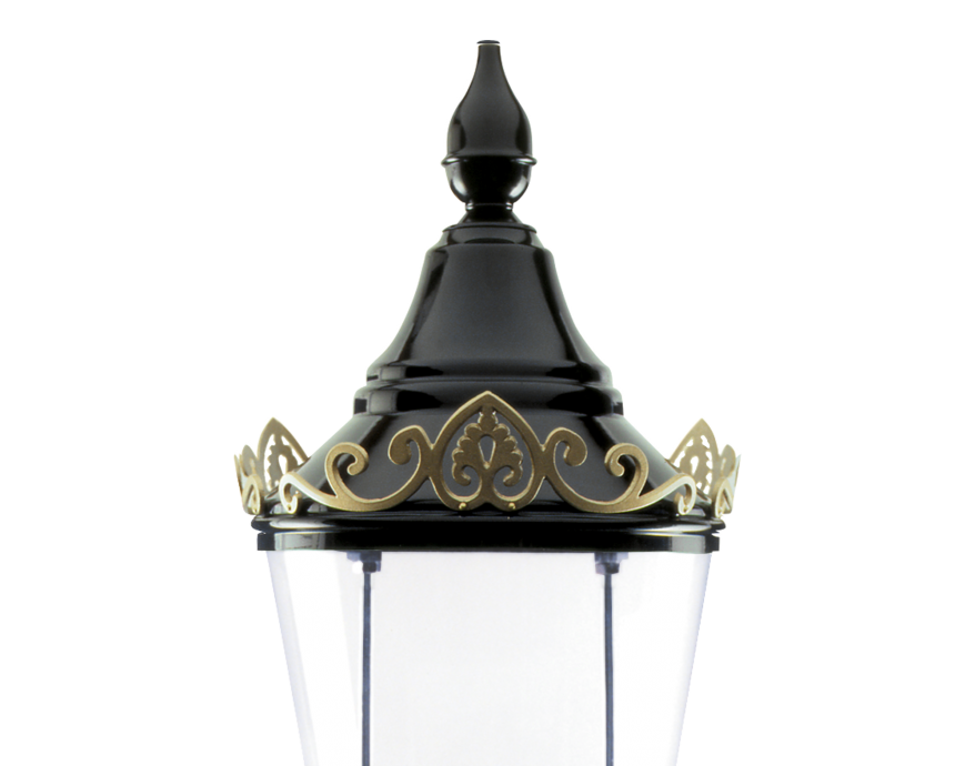 Warwick detail Heritage Street Lighting Product image 2000x1572px Alt3