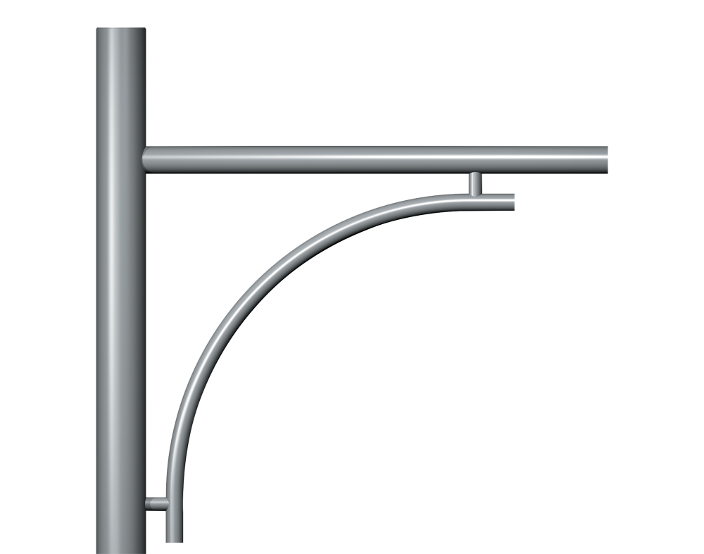 Genus Side Entry Column bracket Product image 2000x1572px